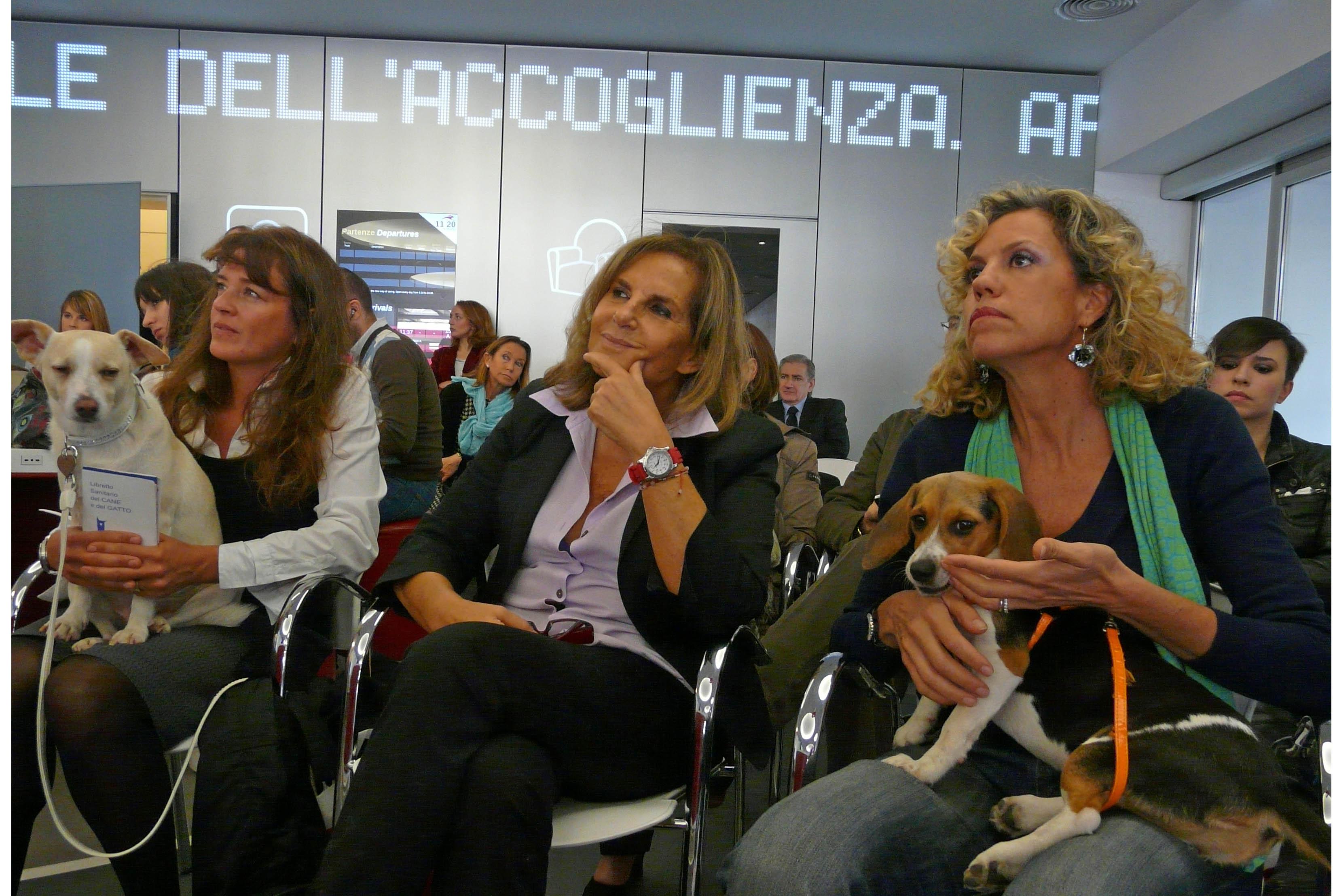 iniziativa ntv per gli animali sui treni