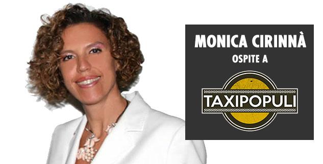 monica cirinna taxi populi