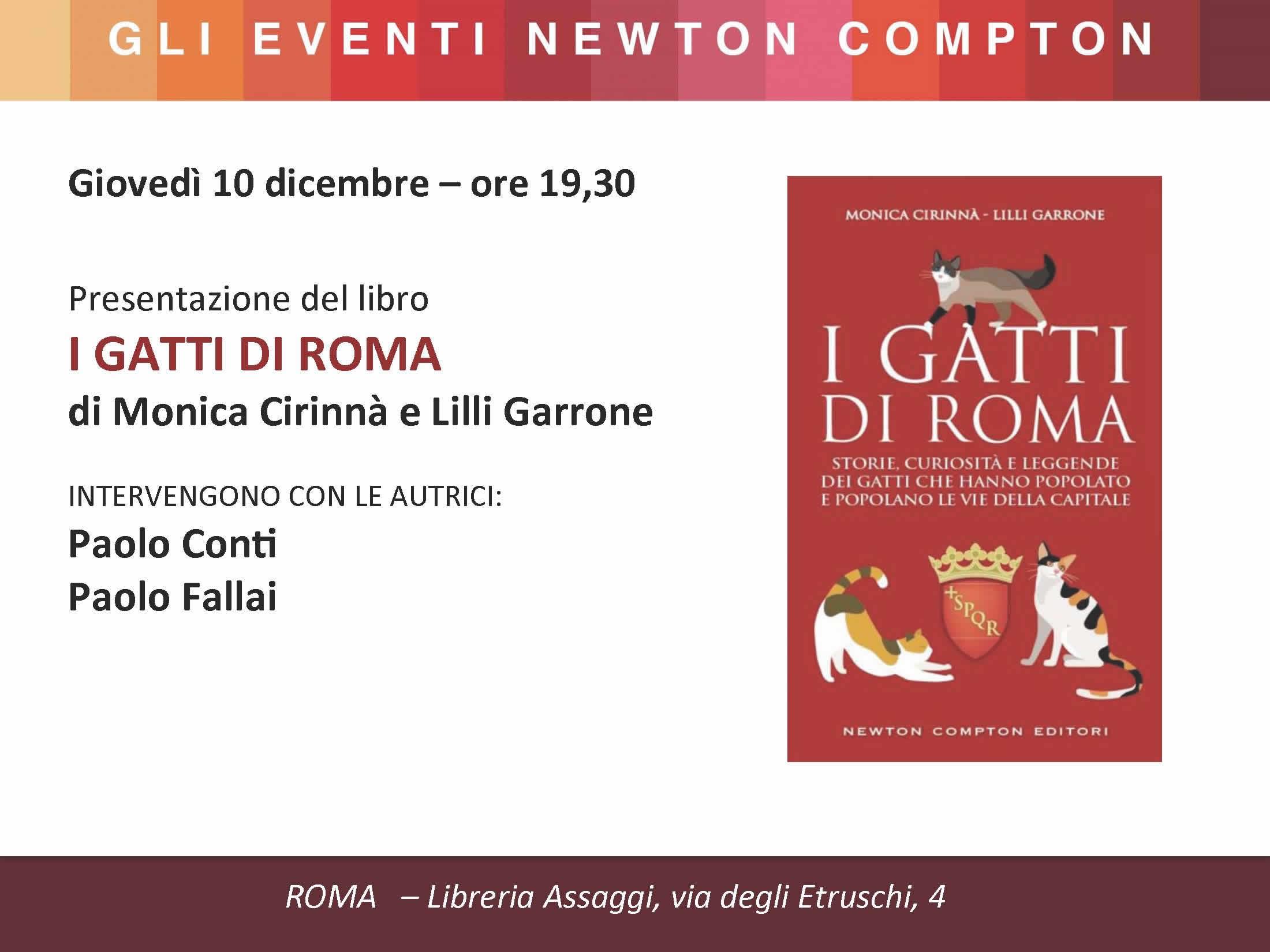 invito I gatti di Roma-simple