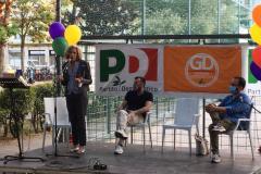 Monica Cirinnà Pescara 7 Luglio 2020