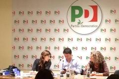 Monica Cirinnà, Matteo Renzi, Maria Elena Boschi