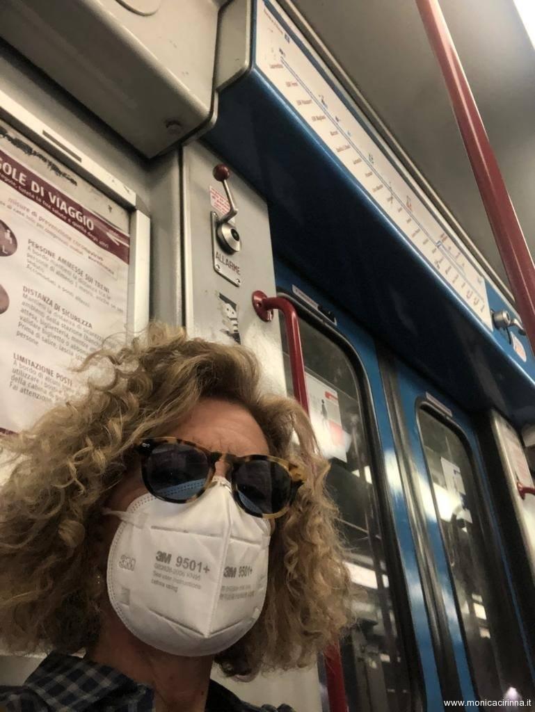 In viaggio sulla Metro B