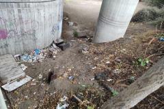 Posteggio interscambio Ponte Mammolo