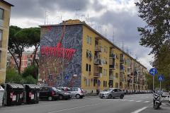 Murales a San Basilio