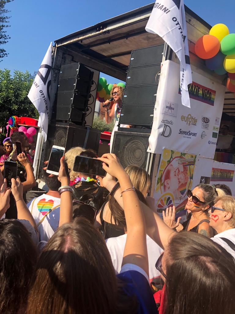 Sorrento Pride - Monica Cirinnà