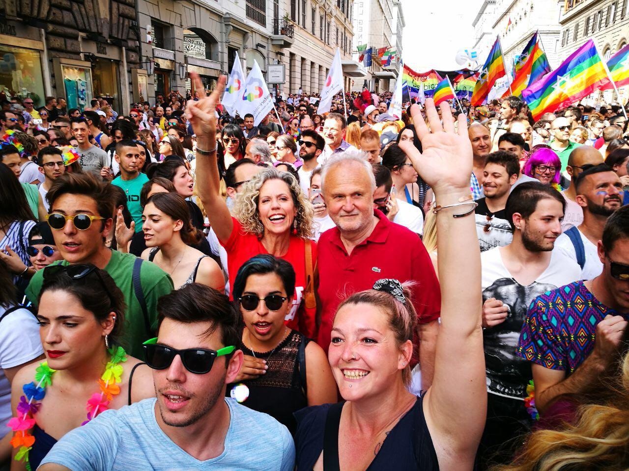 pride roma 2017