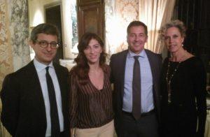 Randy Berry, Monica Cirinnà, Sergio Lo Giudice, Micaela Campana