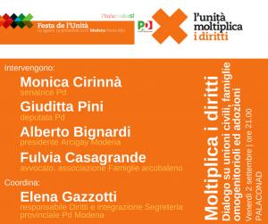 Festa unità Modena