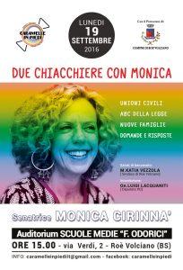 Monica 19settembre Caramelle
