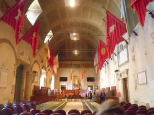 senatorio sala Giulio Cesare