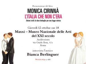 Presentazione del libro: L'Italia che non c'era