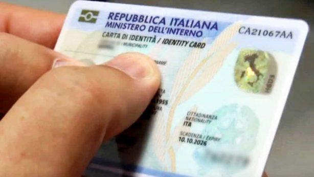 carta identità - genitori