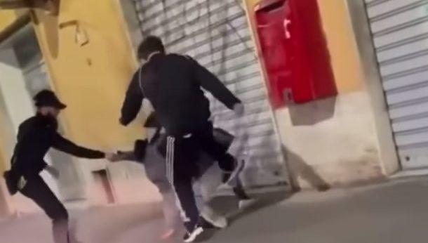 aggressione