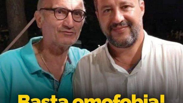 basta omofobia
