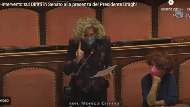 Monica Cirinnà Senato